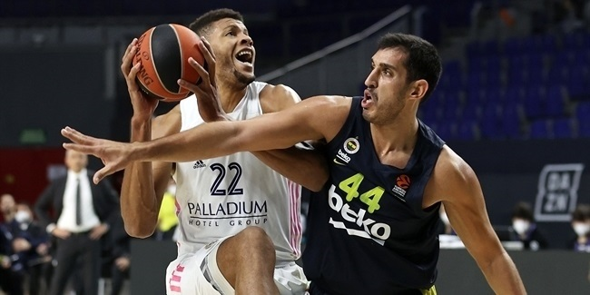 RS Round 10: Real Madrid vs. Fenerbahce Beko Istanbul