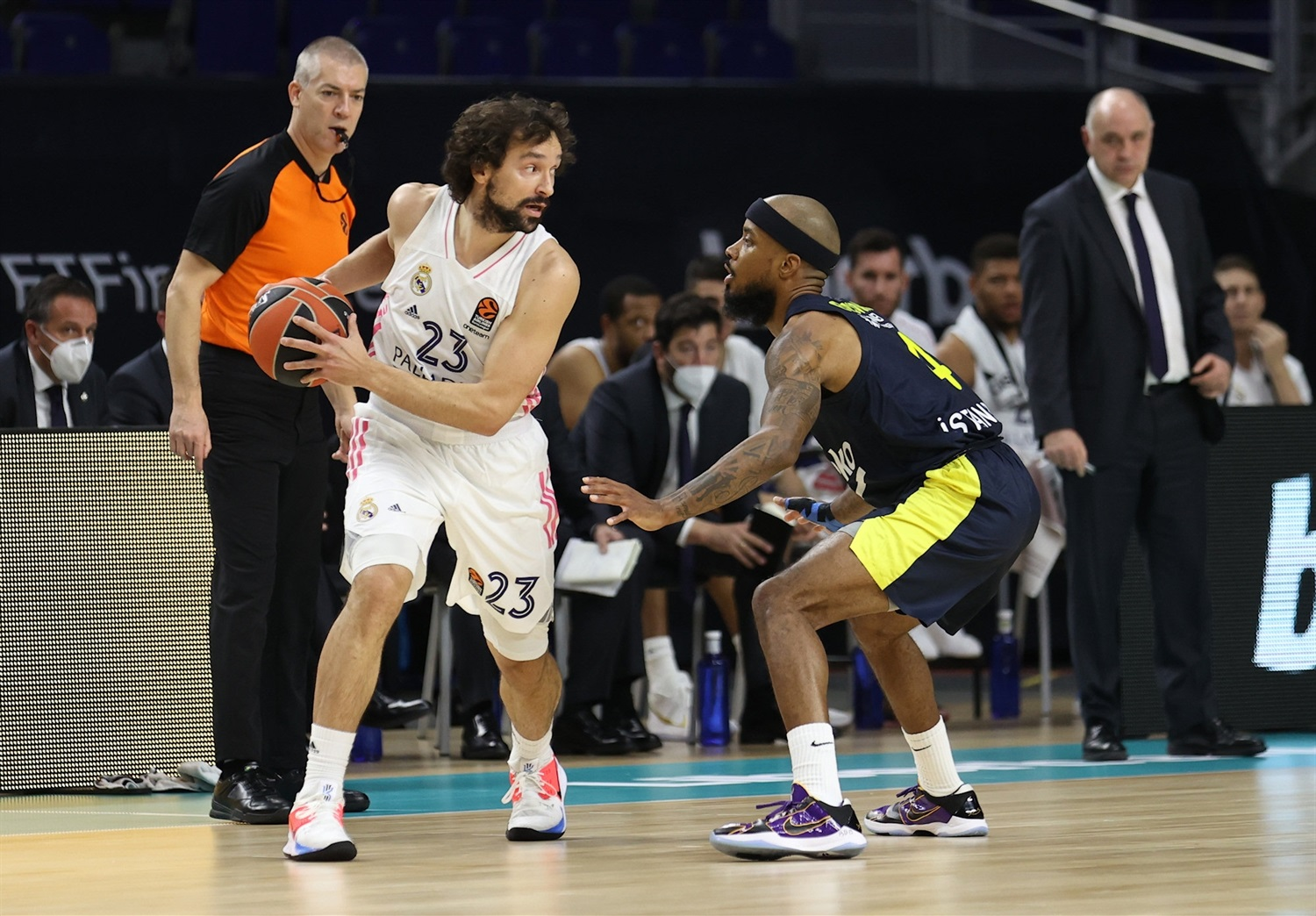 Sergio Llull - Real Madrid - EB20