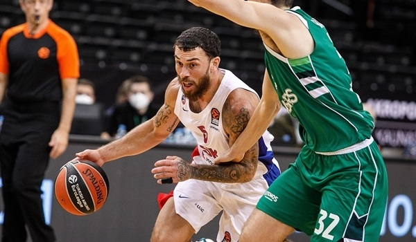 MVP of the Week: Mike James, CSKA Moscow