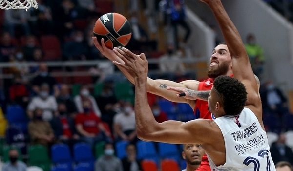 RS11 Report: CSKA's James pulls out thriller vs. Madrid