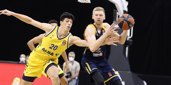 RS Round 11: ALBA Berlin vs. Khimki Moscow Region