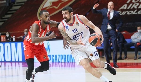 RS11 Report: Short-handed Efes shuts down Zvezda