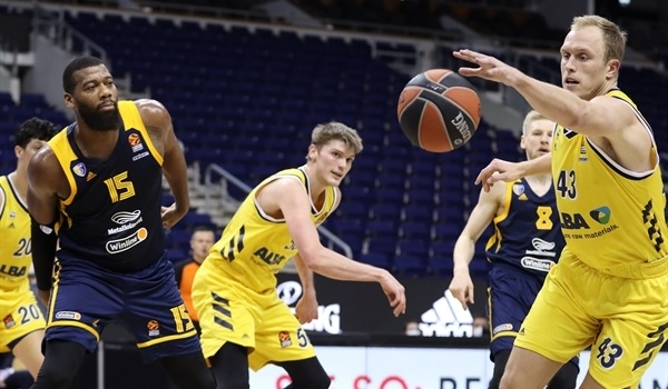 RS11 Report: Sikma, Giffey lead ALBA to big win over Khimki