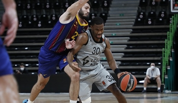 Cole, outside shooting led ASVEL to a big win