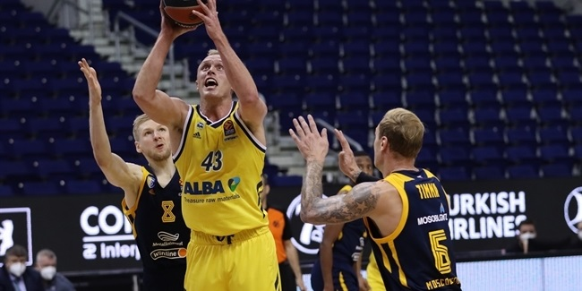 Turkish Airlines EuroLeague MVP of the Week: Luke Sikma, ALBA Berlin