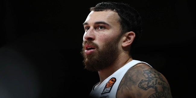 MVP of November: Mike James, CSKA Moscow