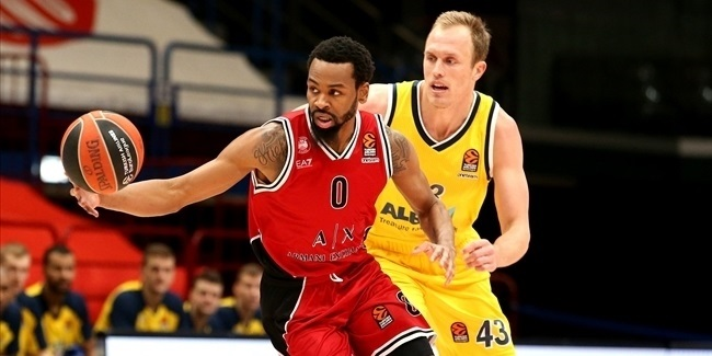 RS Round 6: AX Armani Exchange Milan vs. ALBA Berlin