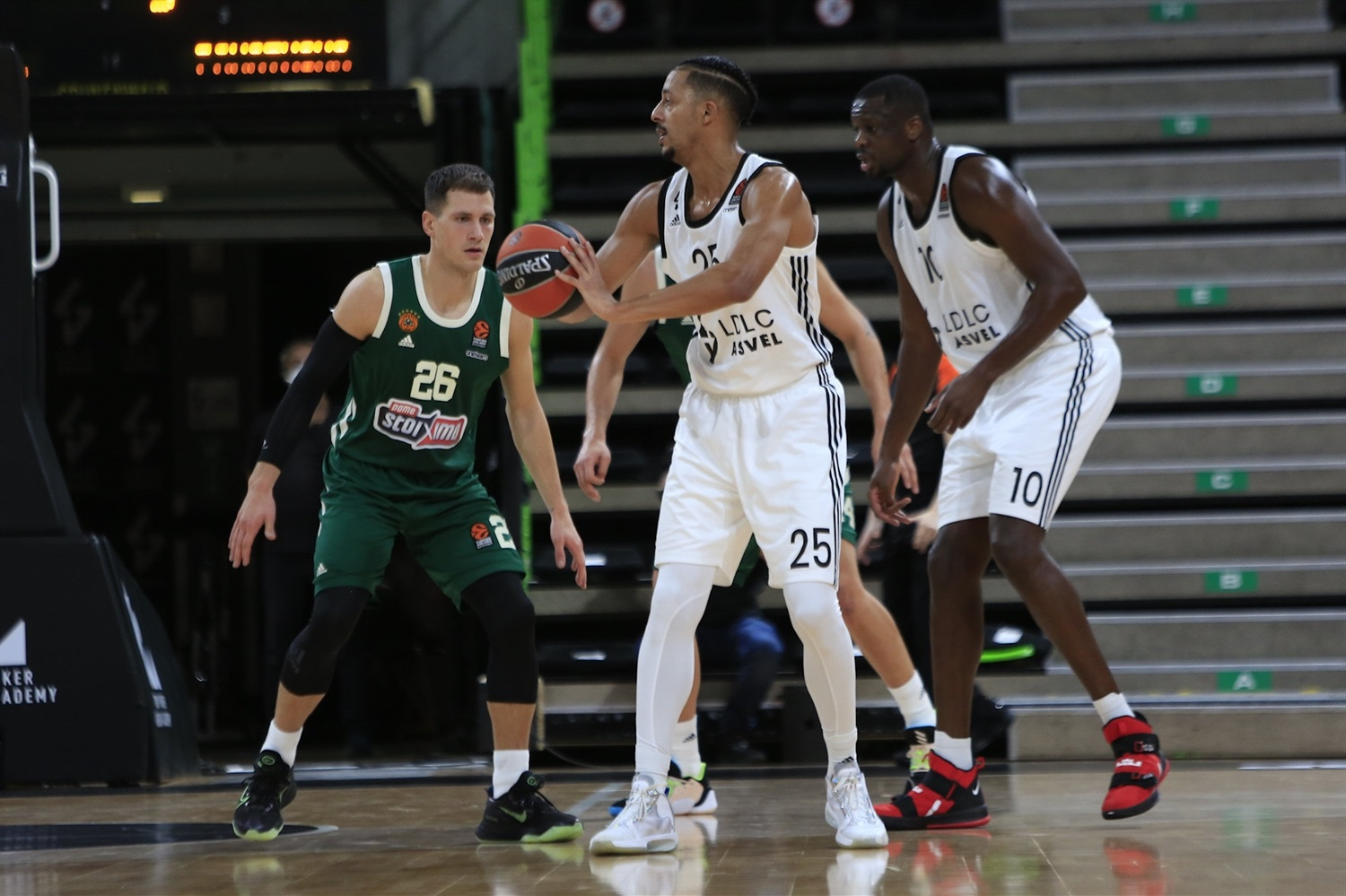William Howard - LDLC ASVEL Villeurbanne - EB20