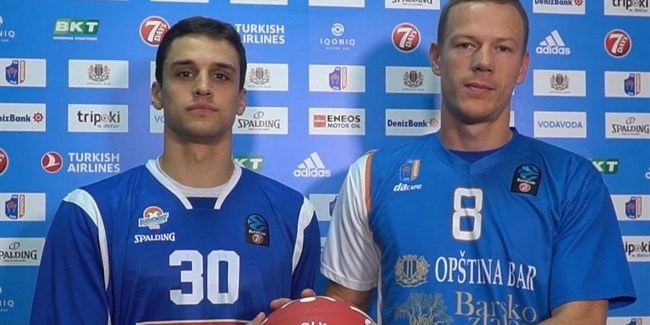 Montenegrin rivals join forces for One Team