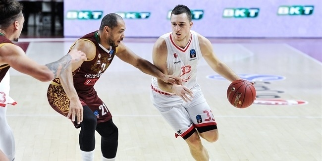 7DAYS EuroCup, Regular Season Round 8: JL Bourg en Bresse vs. Umana Reyer Venice