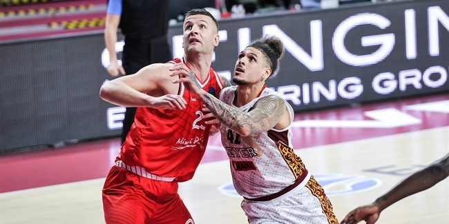 7DAYS EuroCup, Regular Season Round 3: Umana Reyer Venice vs. JL Bourg en Bresse