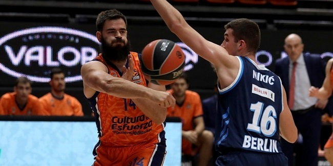 RS Round 12: Valencia Basket vs. ALBA Berlin