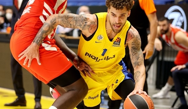RS12 Report: Bryant shines as Maccabi ends losing streak