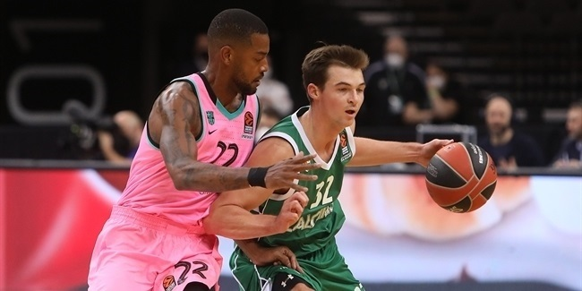 Zalgiris loses starting guard Vasturia