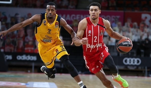 RS12 Report: Bayern edges Khimki at the finish