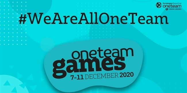 One Team Games this week support pandemic relief