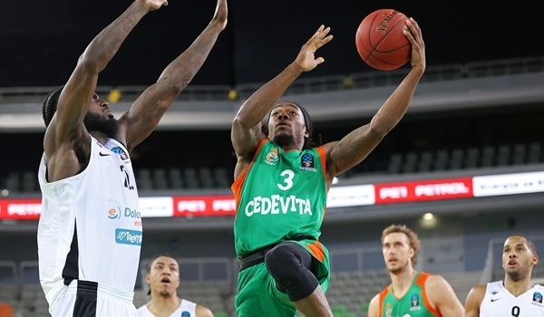 Top 16 closer look: Cedevita Olimpija Ljubljana