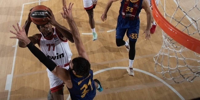 RS Round 9: FC Barcelona vs. Olympiacos Piraeus