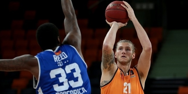 7DAYS EuroCup, Regular Season Round 9: ratiopharm Ulm vs. Buducnost Voli Podgorica