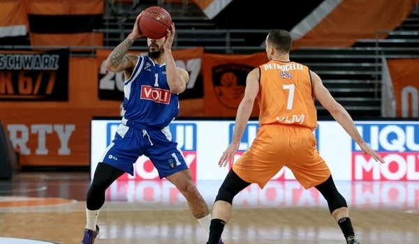 RS09 Report: Buducnost books Top 16 ticket with win in Ulm