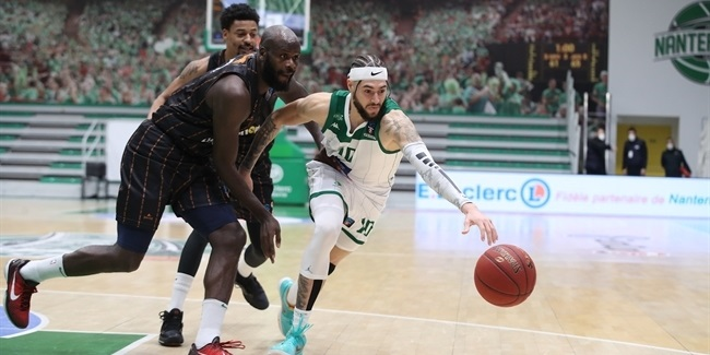 7DAYS EuroCup, Regular Season Round 9: Nanterre 92 vs. Promitheas Patras