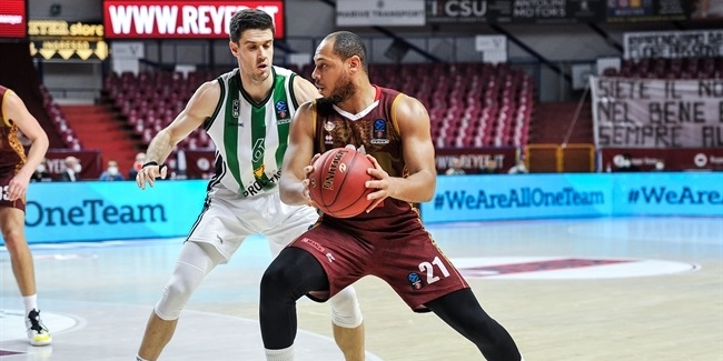 7DAYS EuroCup, Regular Season Round 9: Umana Reyer Venice vs. Joventut Badalona