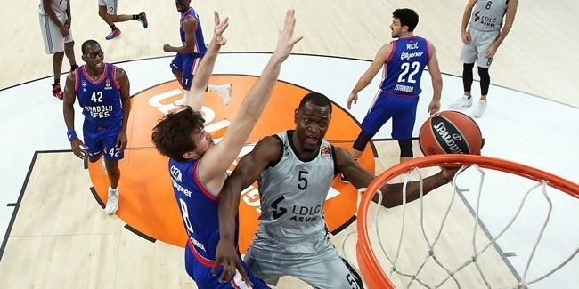 ASVEL's Kahudi out at least four weeks