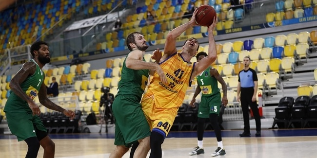 7DAYS EuroCup, Regular Season Round 9: Herbalife Gran Canaria vs. Frutti Extra Bursaspor