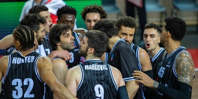 Stats Review: The 7DAYS EuroCup semifinalists