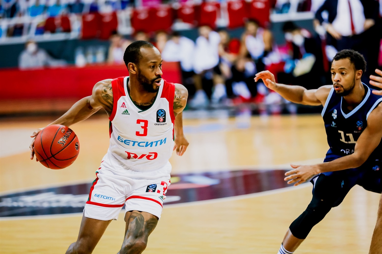 Will Cummings - Lokomotiv Kuban Krasnodar (photo Andorra - Martin Imatge) EC20