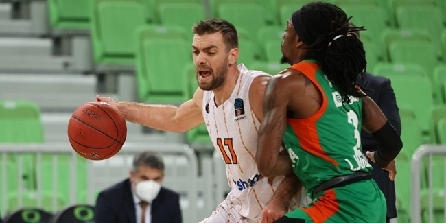 Mantzaris, first EuroCup triple-double since 2015