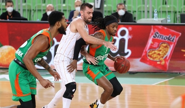 Round 5 Report: Olimpija to Top 16; Nanterre, too