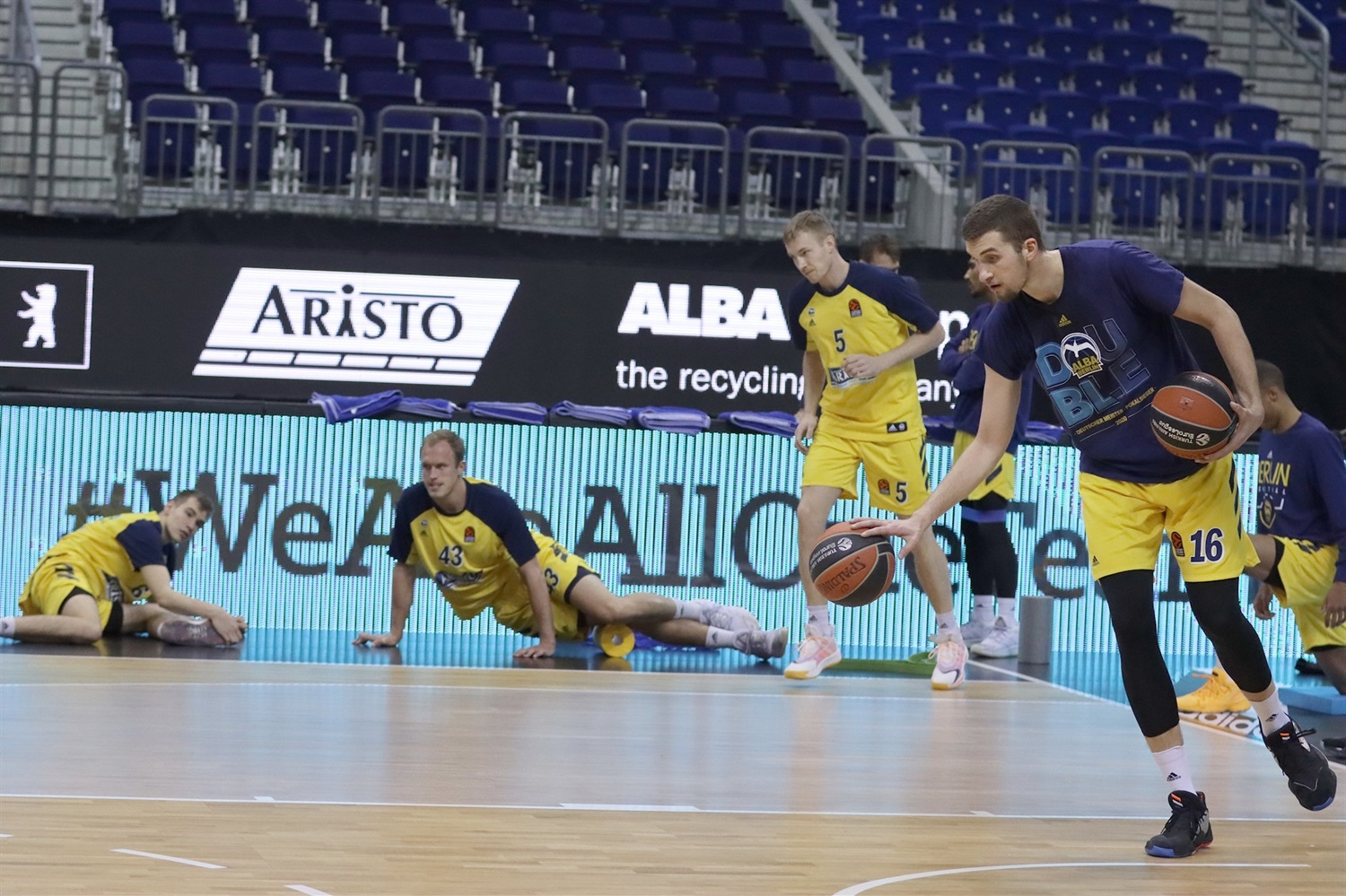 We Are All One Team - ALBA Berlin - EB20