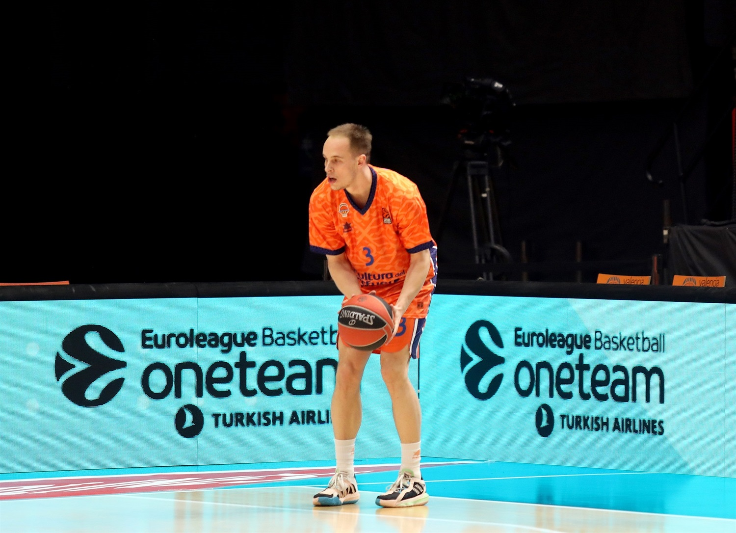 Klemen Prepelic, We Are All One Team - Valencia Basket - EB20