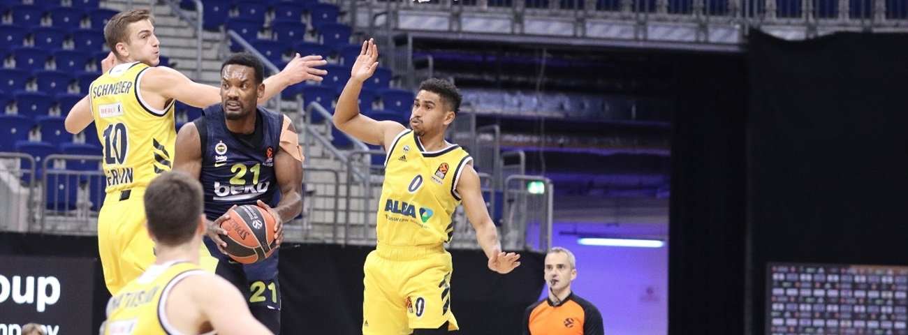 Five Berlin natives finished up ALBA's biggest EuroLeague win ever!