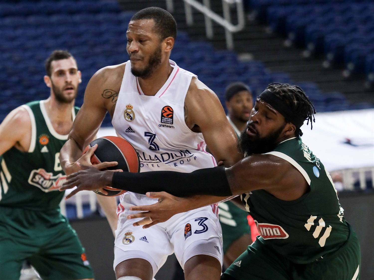Anthony Randolph - Real Madrid - EB20