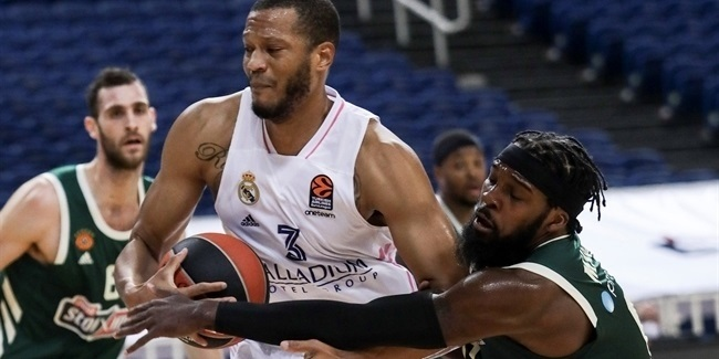 RS Round 14: Panathinaikos OPAP Athens vs. Real Madrid