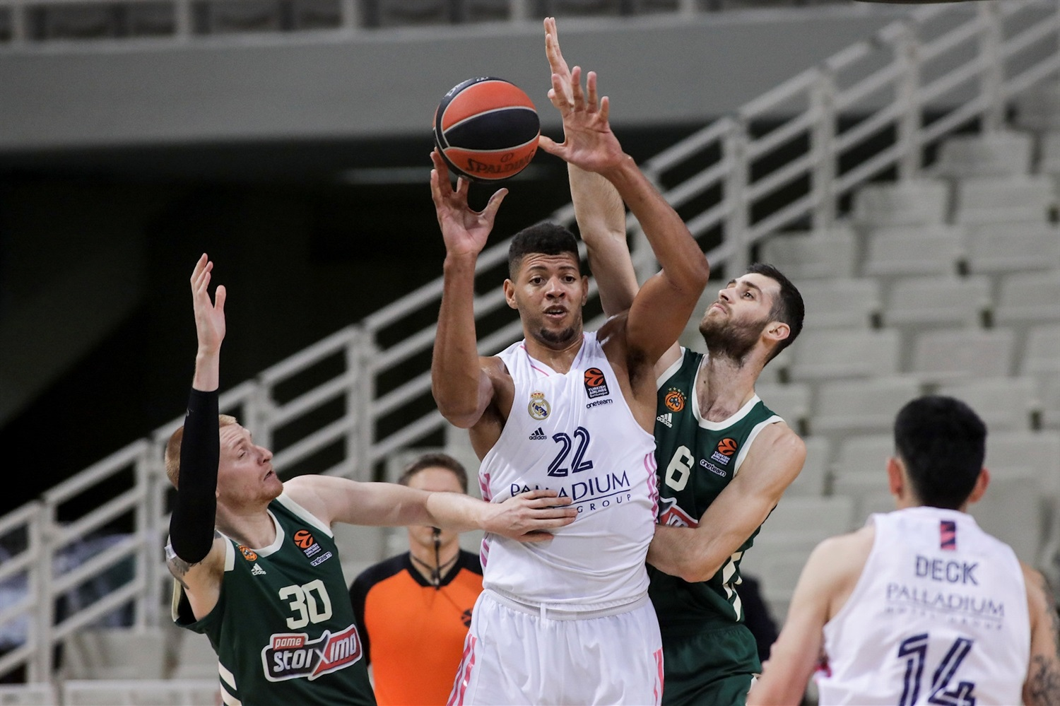 Walter Tavares - Real Madrid - EB20