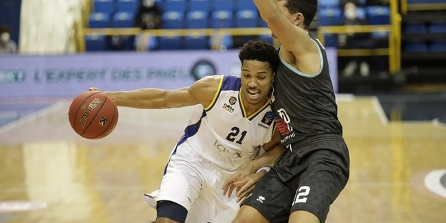 7DAYS EuroCup, Regular Season Round 10: Boulogne Metropolitans 92 vs. Germani Brescia