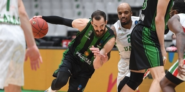 7DAYS EuroCup, Regular Season Round 10: Joventut Badalona vs. UNICS Kazan