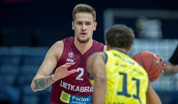 RS10 Report: Andorra advances to Top 16 despite loss at Lietkabelis