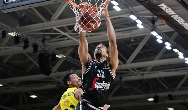 RS10 Report: Virtus outlasts Antwerp to stay perfect