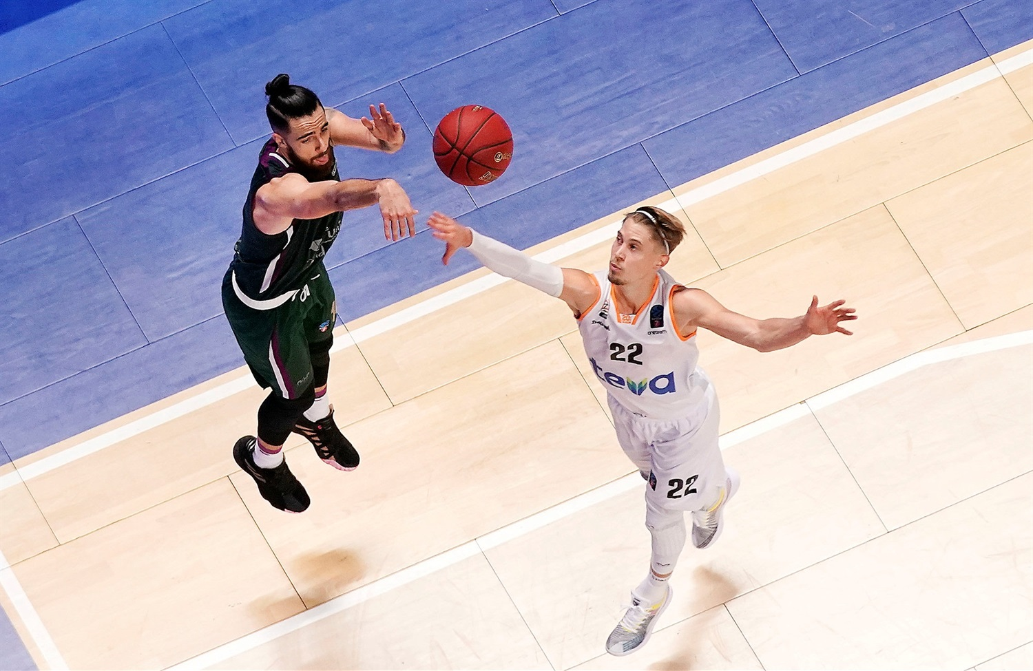 Francis Alonso - Unicaja Malaga (photo Unicaja - Mariano Pozo) - EC20