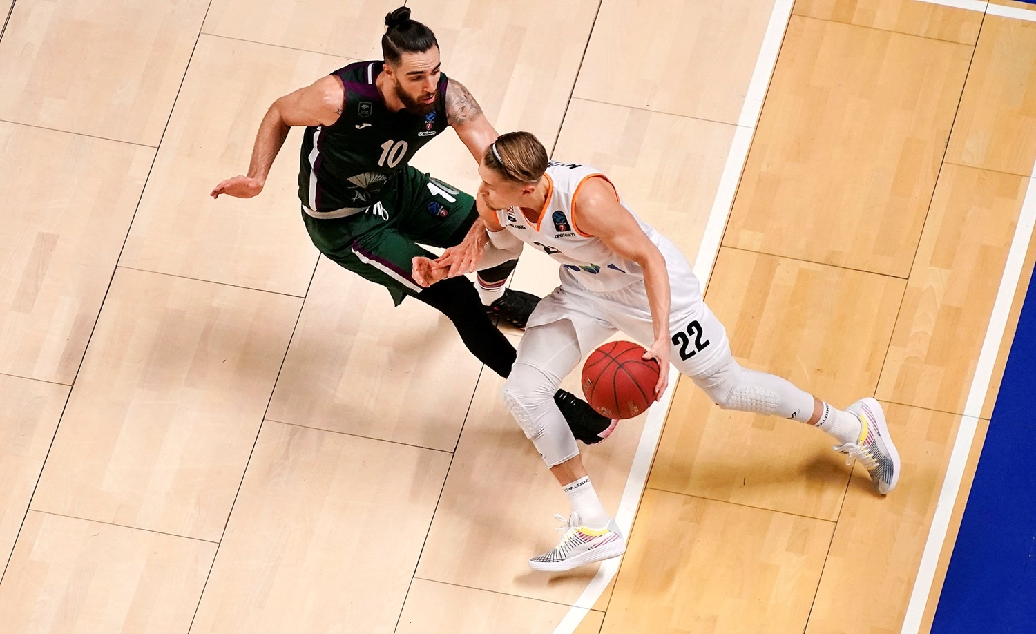 Thomas Klepeisz - ratiopharm Ulm (photo Unicaja - Mariano Pozo) - EC20