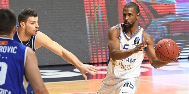 7DAYS EuroCup, Regular Season Round 10: Buducnost Voli Podgorica vs. Mornar Bar
