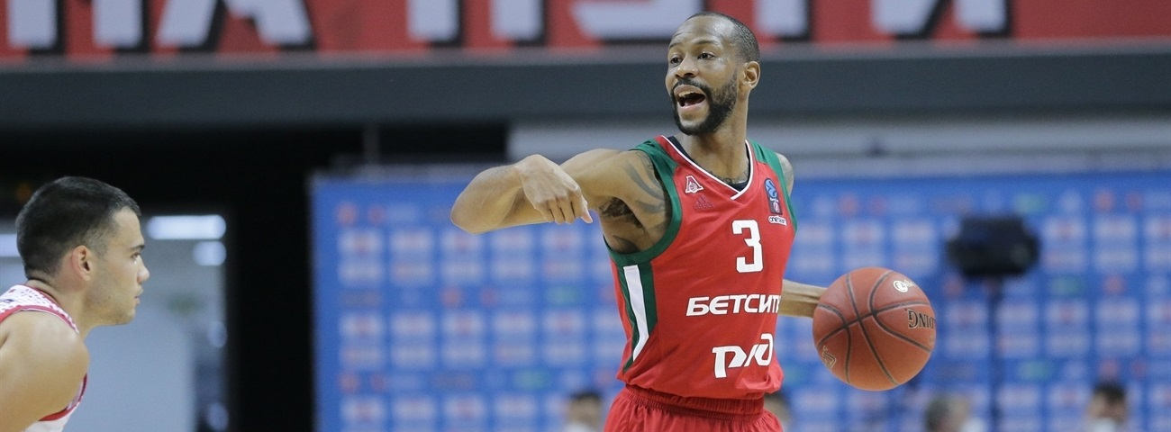 Cummings aims to put title experience to work for Lokomotiv
