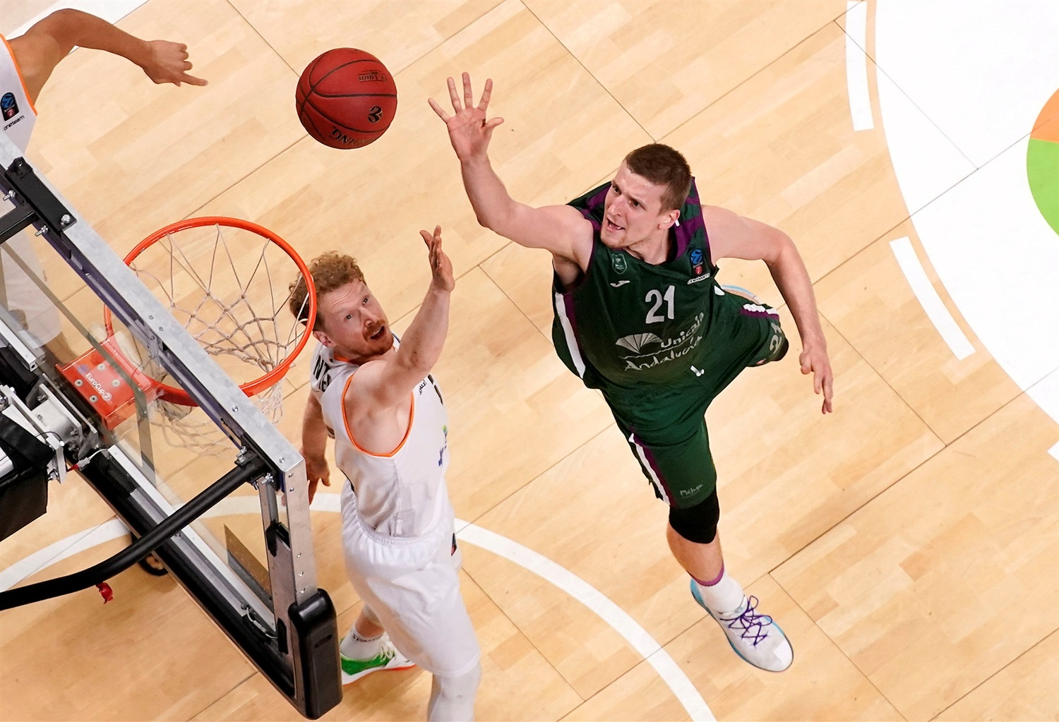 Adam Waczynski - Unicaja Malaga (photo Unicaja - Mariano Pozo) - EC20