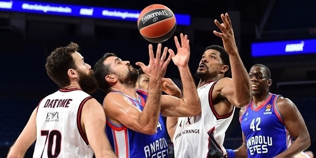 How Efes, Milan can reach playoffs this week