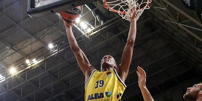 ALBA forward Olinde out with hand injury
