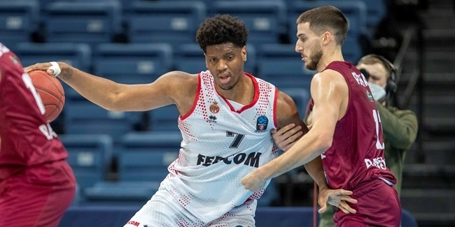 7DAYS EuroCup, Regular Season Round 7: Lietkabelis Panevezys vs. AS Monaco